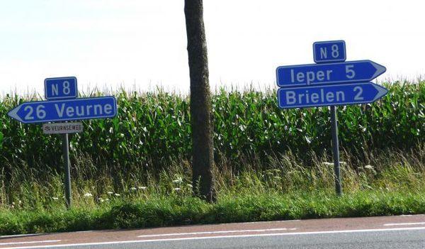 La rénovation de la N8 à Furnes commencera au début de l'année prochaine - Herinrichting N8 in Veurne begin volgend jaar van start