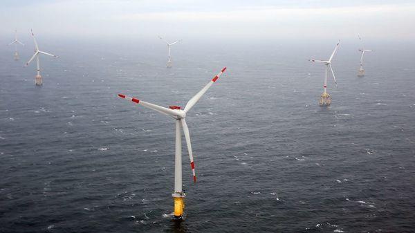 Le projet d'éoliennes en mer au large de Dunkerque confirmé par le gouvernement français - Franse regering gaat door met offshore windproject voor de kust van Duinkerke