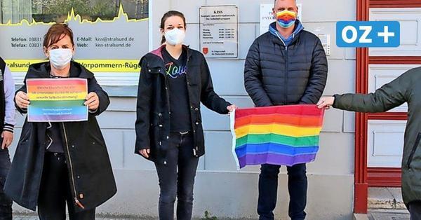 17. Mai in Stralsund: Das ist los am Tag gegen Homo-, Bi-, Inter- und Transfeindlichkeit