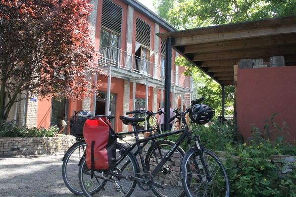 Die Kulturmühle von Perwenitz. (Foto: Marlies Schnaibel)