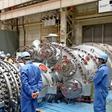 Umbau des VW-Kraftwerks: Jetzt kommen die Gasturbinen
