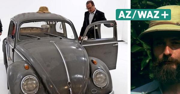 315 679 Kilometer: Dieser Käfer fuhr mit Globetrotter Rudolf Dassel um die Welt