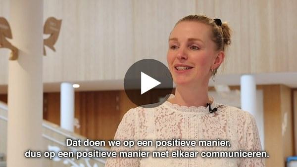 LEIMUIDEN - Burgerschap op IKC de Lei (video)