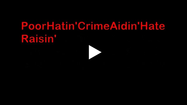 Poor hatin', crime aidin' ... Priti!