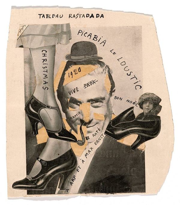 """Francis Picabia's """"Tableau Rastadada"""" (1920).Credit.The Museum of Modern Art, 2014 Francis Picabia Artists Rights Society (ARS), New York/ADAGP, Paris."""