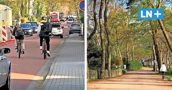 Promenaden in Timmendorf gesperrt: Eltern fürchten um Sicherheit ihrer Kinder
