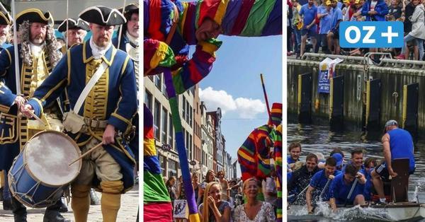 Keine Großveranstaltungen 2021 in Wismar: Schwedenfest, Theaterfestival und Hafenfest abgesagt