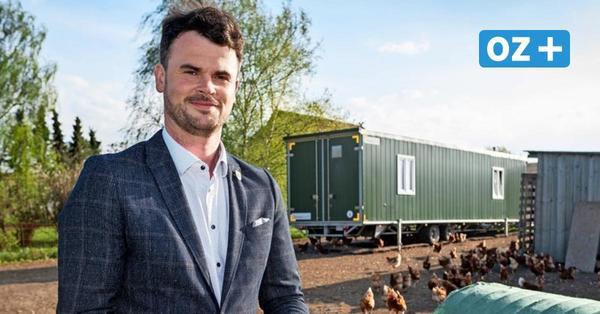 Vom Landwirt zum Landrat in Nordwestmecklenburg: Was ist Tino Schomann für ein Typ?