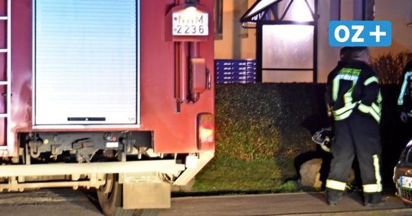 Mann stirbt in Wohnung in Grevesmühlen: Verhalten der Feuerwehr ärgert die Nachbarn
