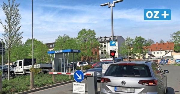 Greifswald: Geheimniskrämerei um das neue Parkhaus am Nexöplatz