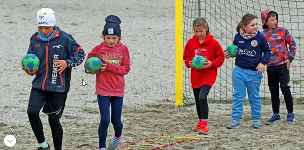 Nachwuchstraining unter Auflagen: Das beschäftigt die Greifswalder Sportvereine