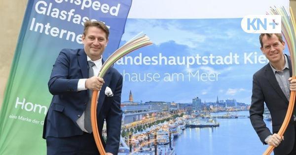 Jetzt investiert auch Global Connect in das Glasfasernetz von Kiel