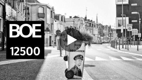 Le murmure de la frontière franco-belge: 105 passages - De grens fluistert