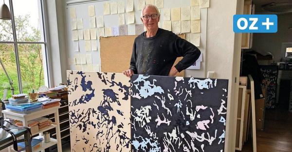 Zarrendorf: Künstler RandolphWolf hat sich mit seinen Figuren noch nicht ausgetobt