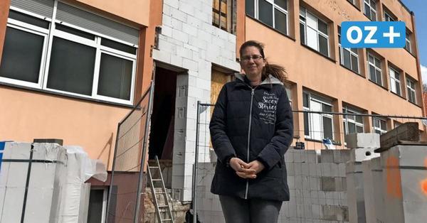 Aus ehemaliger Pension in Grimmen wird barrierearmer Wohnraum: Das sind die Pläne
