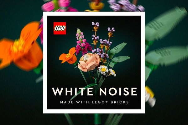 1. Play (music) well with LEGO® on Spotify.