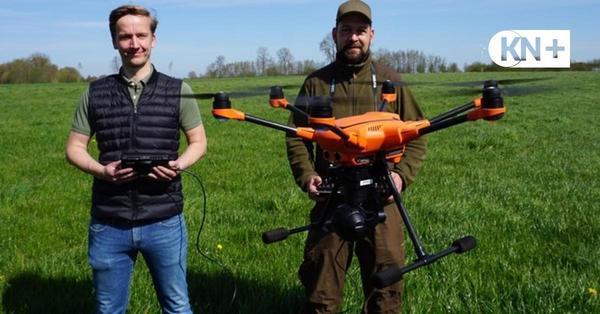 Förderverein Hegering V zur Wildtiersuche in Neuengörs gegründet