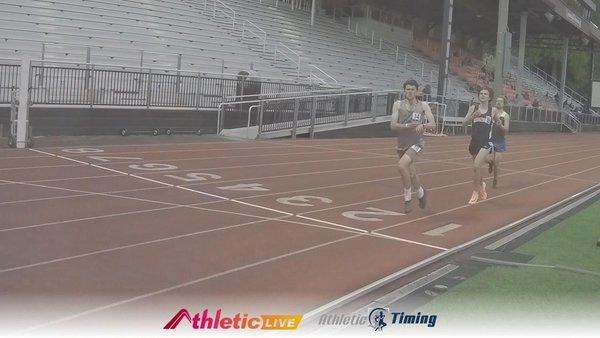 Le 5,000m en 14:47 et en Crocs