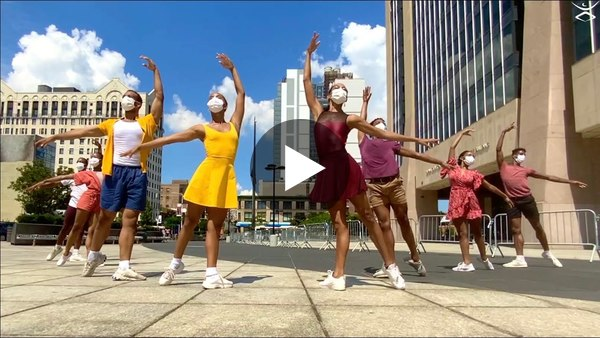 Dancing Through Harlem
