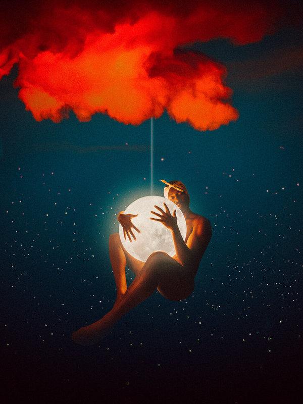 HOLD ON TO YOUR LIGHT (color) — Mutua Matheka