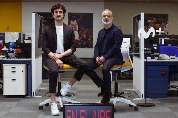 Movistar+ presenta 'Reyes de la Noche', la épica disputa que nos devuelve a la edad dorada de la radio deportiva