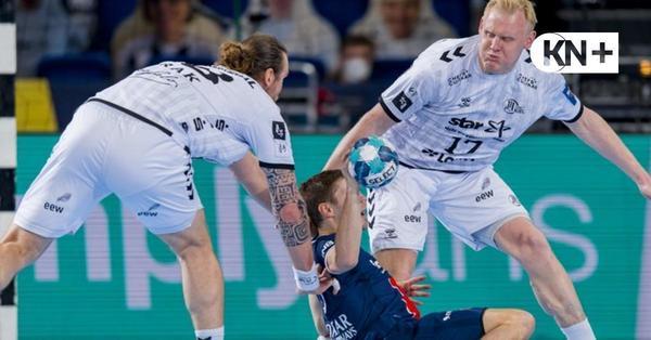 31:29 gegen Paris SG - Der THW Kiel siegt und verliert Wiencek