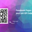 QR-Code für Facebook-Pages