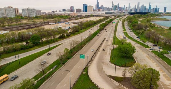 How about DuSable Lake Shore Drive?