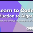 Learn to Code: Introduction to Algorithms - Tech Elevator Collaboration | Meetup