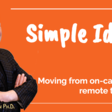 Simple Ideas for Moving to Remote Learning | Shift from On-campus