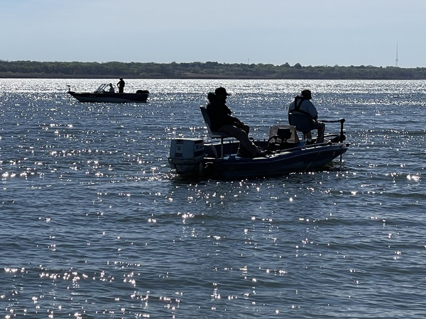 The Great Kansas Fishing Derby will give anglers a chance to catch tagged fish and win prizes. (photo by Brent Frazee).