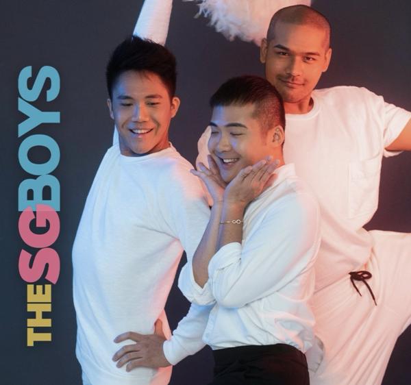 Meet @thesgboys -  Joshua Simon, Kennede Sng and Sam Jo!