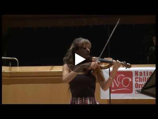 Vaughan Williams - The Lark Ascending (Soloist, Nicola Benedetti)