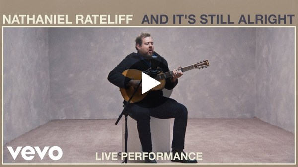 Nathaniel Rateliff - And It's Still Alright (Live Performance) | Vevo