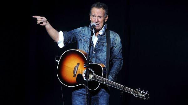 Bruce Springsteen kündigt bei Preisverleihung neue Musik an
