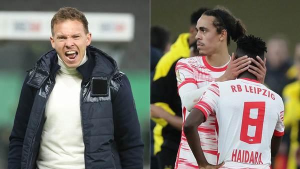 Leipzigs gescheitertes Endspiel-Experiment: Warum RB gegen den BVB keine Chance hatte