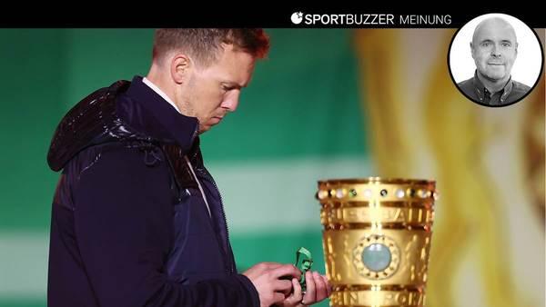 """RB Leipzig und die unwürdige erste Hälfte gegen den BVB: """"Das Trainertalent hat sich verzockt"""""""