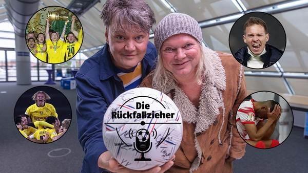 Der SPORTBUZZER-Podcast zu RB Leipzig: Nagelsmanns Pleite im Berliner Dauerregen