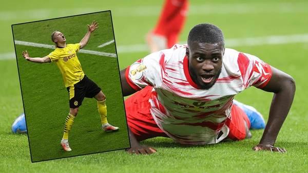 Blamable erste Hälfte kostet RB Leipzig den DFB-Pokal - 1:4-Niederlage gegen Dortmund