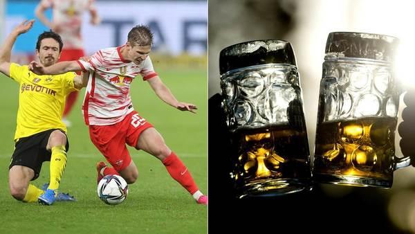 Pokalfinale im Leipziger Biergarten: Ein illegaler Fußballabend