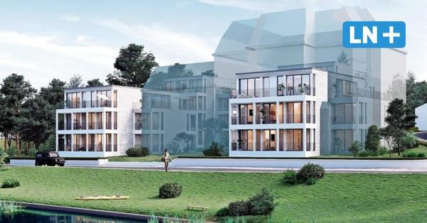 Protest in Eutin: Ferienwohnungen sollen Hotel Seeschloss ersetzen