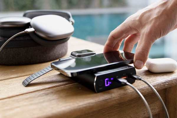 Preorder this portable powerhouse charger while it's 50% off