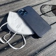 This leather iPhone 12 Pro Max case won't leave you feeling blue [Review]