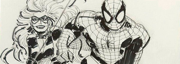 John Romita Jr. - Spider-Man Commission