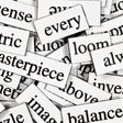 Words That Don't Matter – Victor Davis Hanson's Private Papers