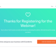 6 Creative Thank You Page Examples That Drive Engagement
