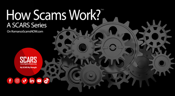 Understanding The Long Con - The Basic Mechanics Of A Relationship Scam - How Scams Work   SCARS - Insights