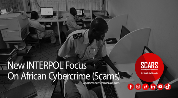 INTERPOL Launches Initiative To Fight Cybercrime In Africa   SCARS - Special Reports