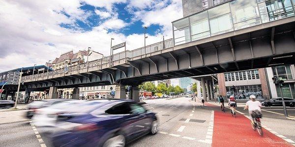 Rödingsmarkt : un « marché du design » sous le pont de la station de métro ? (MOPO)