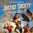 JUSTICE SOCIETY WWII Film Review | BATMAN ON FILM